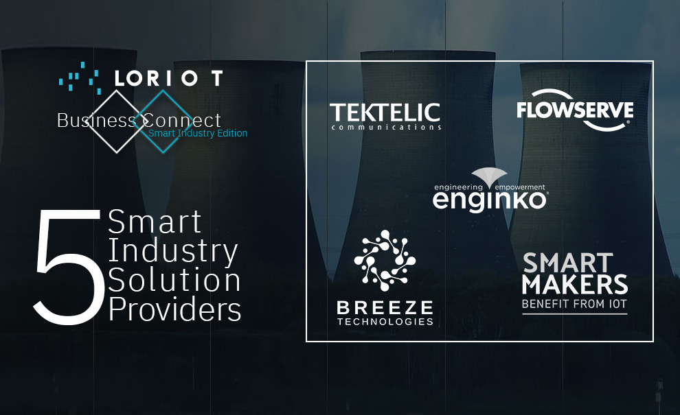 LORIOT Business Connect - Smart Industry Edition 5